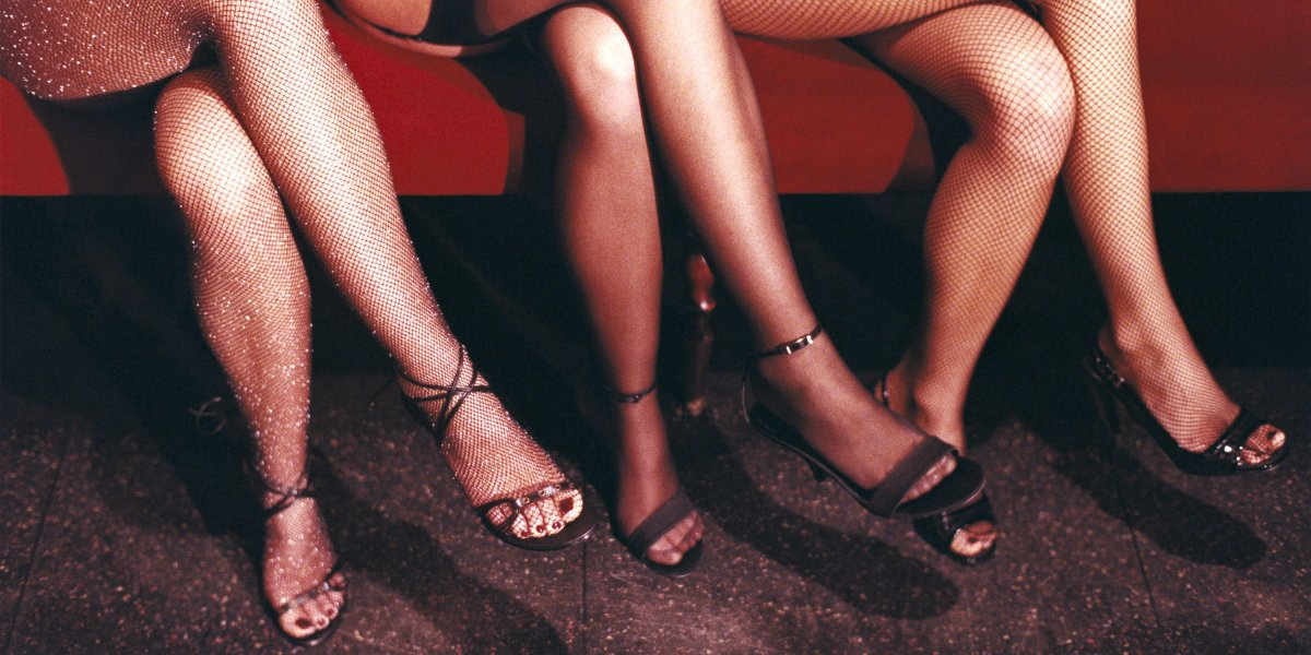 Prostitution And The Sex Industry